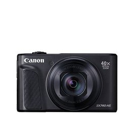 Canon Powershot SX740 HS Black Reviews