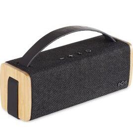 House of Marley Riddim EM-JA012-SB Portable Bluetooth Speaker - Black