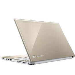 TOSHIBA Dynabook A55-E 15.6 Intel Core i7 Laptop 2 TB HDD Gold   White 97db68727d