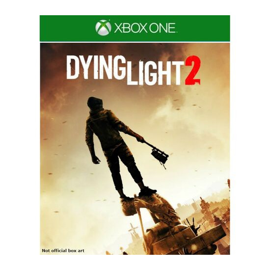 XBOX ONE Dying Light 2