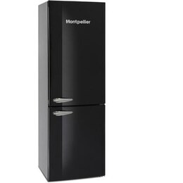 Montpellier MAB385K 60/40 Fridge Freezer - Black Reviews