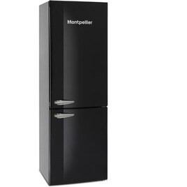 Montpellier MAB385K 60/40 Fridge Freezer - Black Reviews