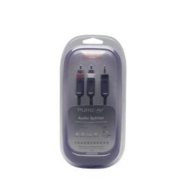 Belkin PureAV Audio Splitter - 1 metre Reviews