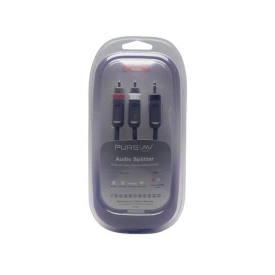 Belkin PureAV Audio Splitter - 1 metre
