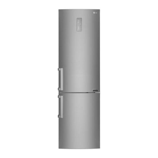 LG GBB60NSYQE 70/30 Fridge Freezer - Grey