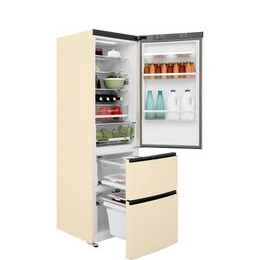 Haier A3FE635CCJ 70/30 Fridge Freezer - Cream Reviews