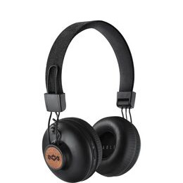House of Marley Positive Vibration 2 Wireless Bluetooth Headphones - Black