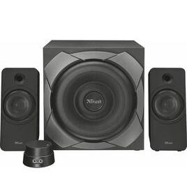 TRUST Zelos 2.1 PC Speakers Reviews