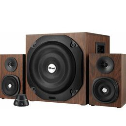 TRUST Vigor 2.1 PC Speakers - Brown Reviews