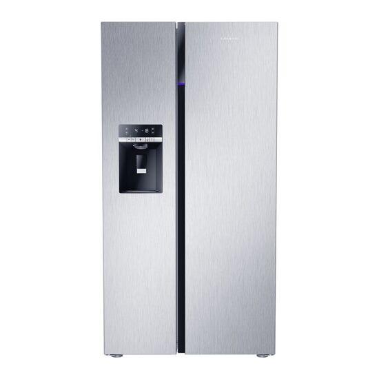 Grundig GSBS16312X American-Style Fridge Freezer - Stainless Steel