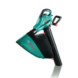 Bosch ALS 2500 Garden Vacuum - Green Reviews