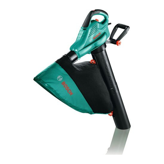 Bosch ALS 2500 Garden Vacuum - Green