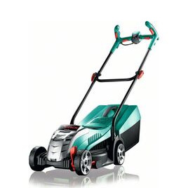 Bosch Rotak 32 LI Cordless Rotary Lawn Mower - Green Reviews