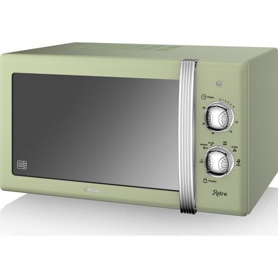 SM22130GN Solo Microwave - Green