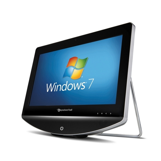 Packard Bell OneTwo LA5227