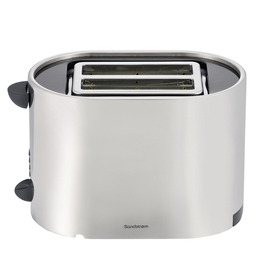 Sandstrom S02TPS11 2-Slice Toaster - Stainless Steel Reviews