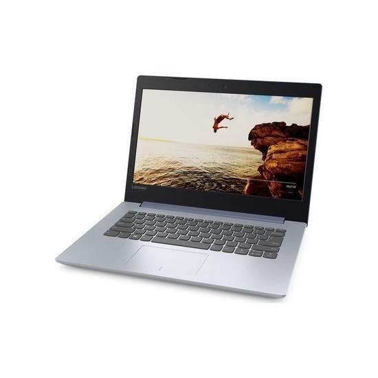 Lenovo IdeaPad 320 Core i5 7200U 128GB SSD 4GB RAM 14 Inch Laptop in Blue