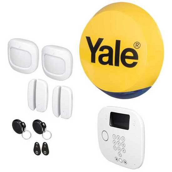 Yale IA-220 Intruder Alarm Kit