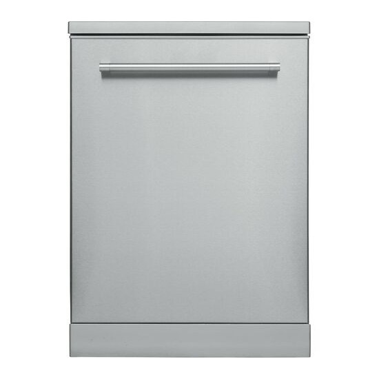 Kenwood KDW60X18 Full-size Dishwasher - Dark Silver
