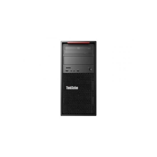 Lenovo ThinkStation P520c Xeon W-2123 8GB 256GB SSD DVD-RW Windows 10 Pro Workstation