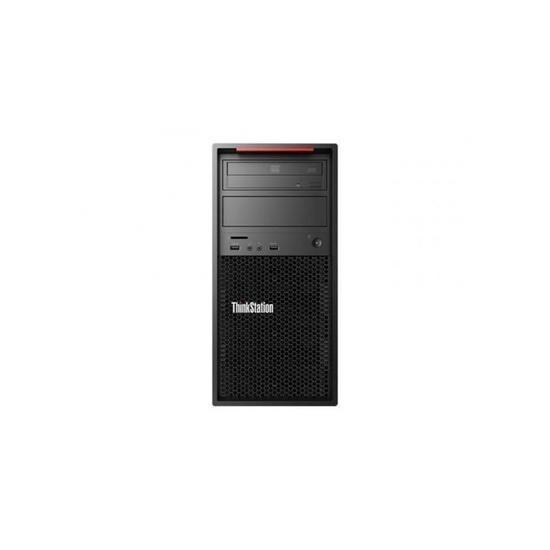 Lenovo ThinkStation P520c Xeon W-2123 16GB 512GB SSD DVD-RW Windows 10 Pro Workstation