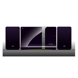 Photo of JVC UX-VJ5 Micro Hi-Fi System HiFi System