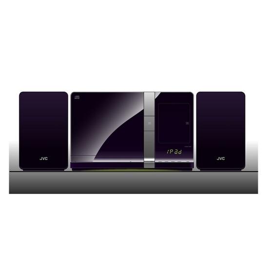JVC UX-VJ5 Micro Hi-Fi System
