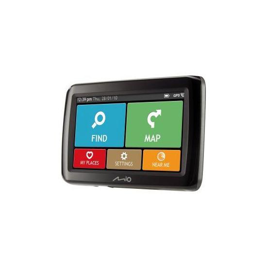 Mio F360 GPS
