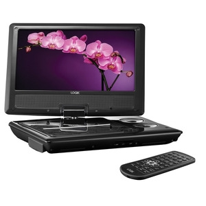 Photo of LOGIK L9SPDVD11 Portable DVD Player