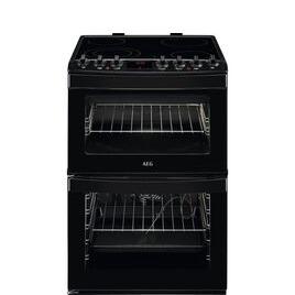 AEG CCB6761ACB 60 cm Electric Ceramic Cooker - Black Reviews