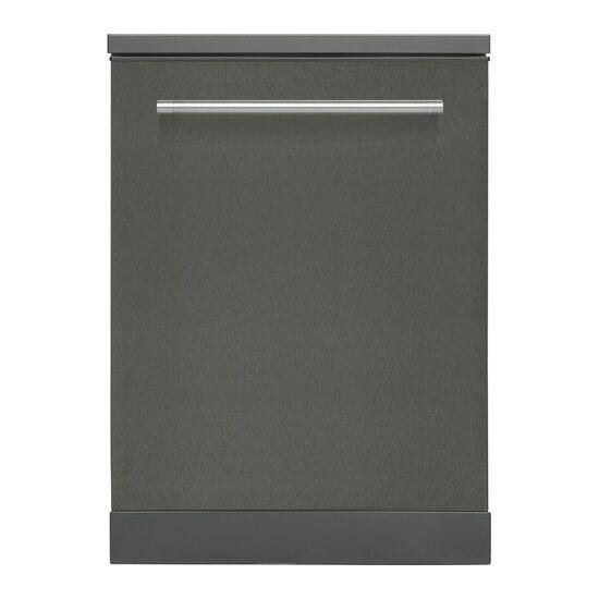 Kenwood KDW60T18 Full-size Dishwasher - Dark Inox