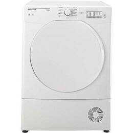 Hoover Link HL C8LF NFC 8 kg Condenser Tumble Dryer - White Reviews