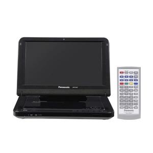 Photo of Panasonic DMPB200EBK Portable DVD Player