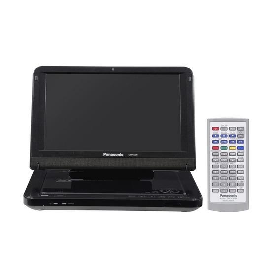 Panasonic DMPB200EBK