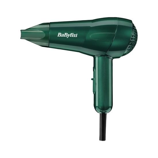 BaByliss 5546NCU Nano Dry 1200 Hairdryer - Green