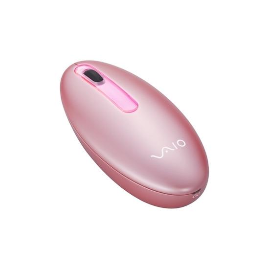 Sony VGPBMS20 Wireless Laser Mouse - Pink