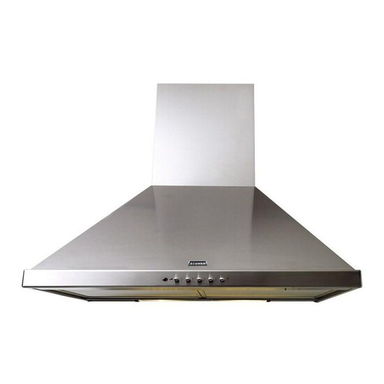 Stoves S600CHIM Standard 60cm Chimney Hood