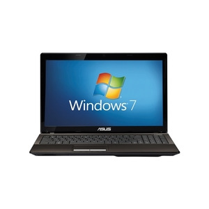 "Photo of ASUS A53U-SX050V 15.6"" Laptop - Black Laptop"