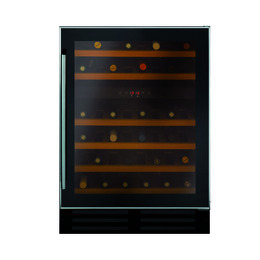 Benk BWC600SS Black and steel Built in wine cooler Reviews