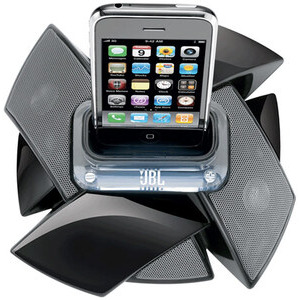 Photo of JBL On Stage Micro III iPod Dock