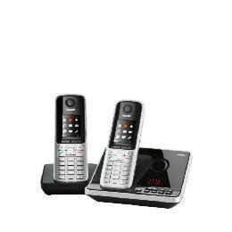 Siemens Gigaset S810A Duo Reviews