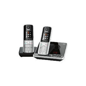 Photo of Siemens Gigaset S810A Duo Landline Phone