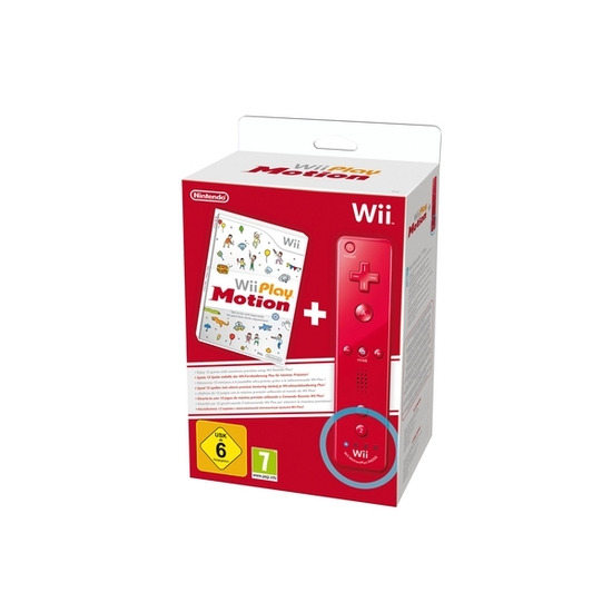Nintendo PlayMotion and Remote Control - for Wii