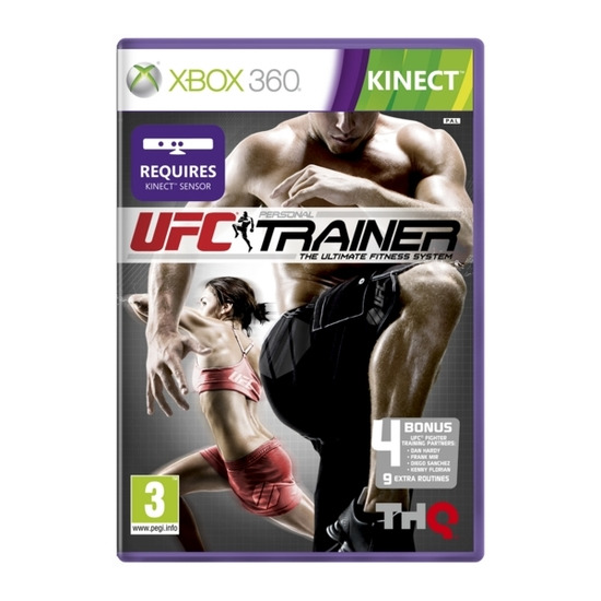 Microsoft UFC Personal Trainer - for Xbox 360