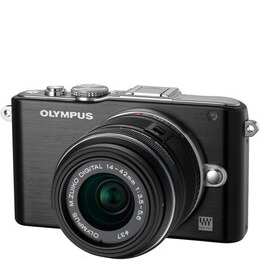 Olympus PEN E-PL3 and 14-42mm lens Reviews