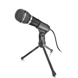TRUST Starzz Microphone - Black Reviews