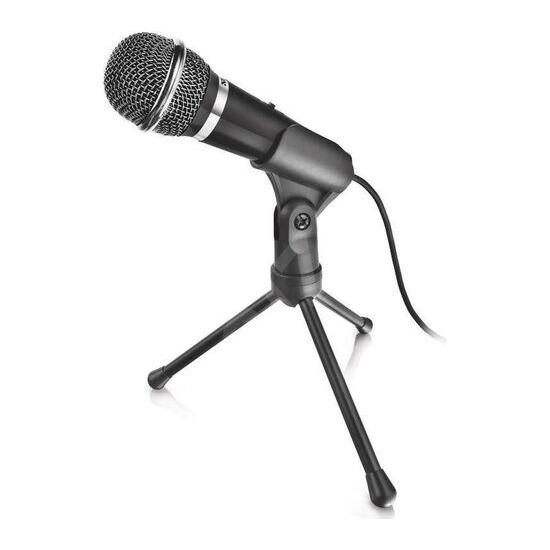 TRUST Starzz Microphone - Black