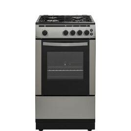 ESSENTIALS CFSGSV18 50 cm Gas Cooker - Inox Reviews