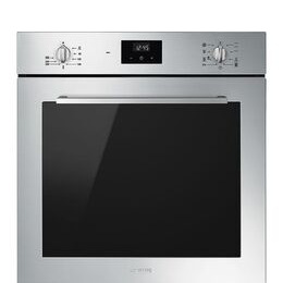 Smeg Cucina SF6400TVX Electric Oven - Stainless Steel Reviews