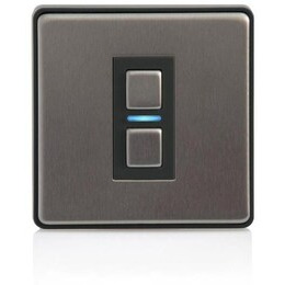 Lightwave Smart Series Dimmer (1 Gang) Stainless Steel Reviews